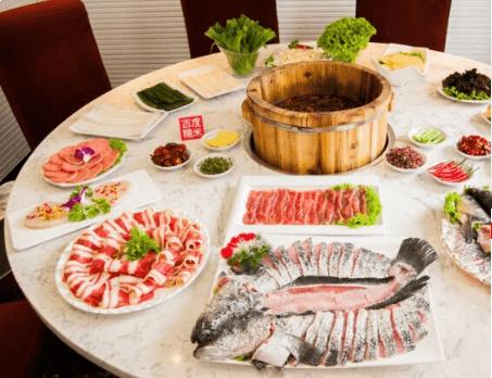 木桶鱼火锅
