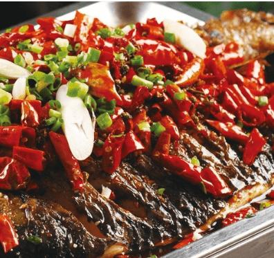 爱鱼味烤鱼