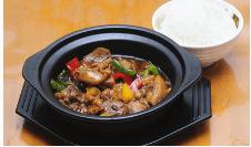 全味鲜黄焖鸡米饭