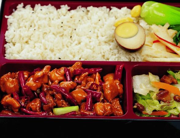 饭米粒中式快餐