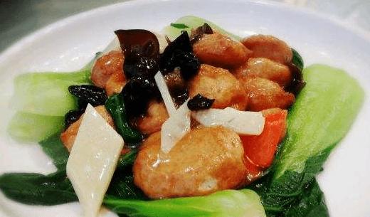 素格素食自助餐厅