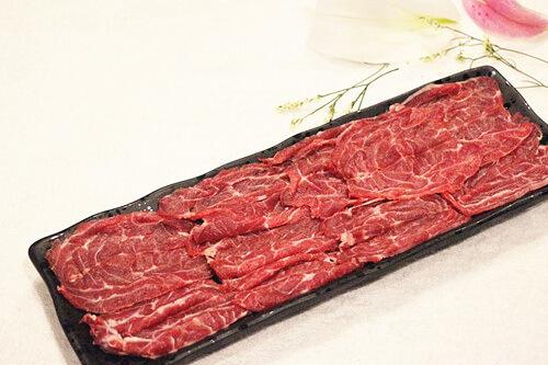 潮牛海记的新鲜牛肉