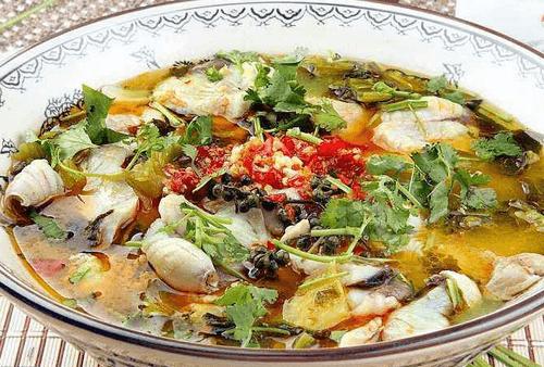 顶呱呱酸菜鱼