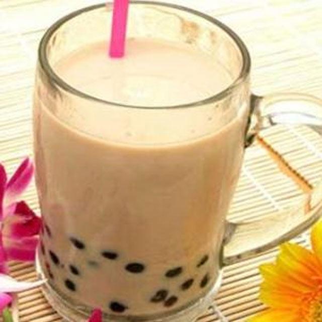 来喝吧奶茶