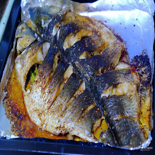 老渔翁烤鱼