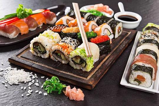 松花堂寿司
