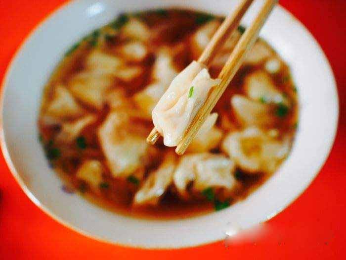 冠安红汤馄饨
