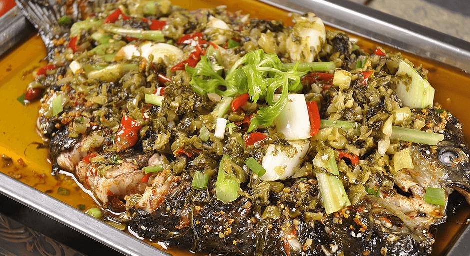 百乐川烤鱼