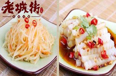 """老城街重庆小面独当一""""面"""":始于吆喝声的麻辣鲜香。"""