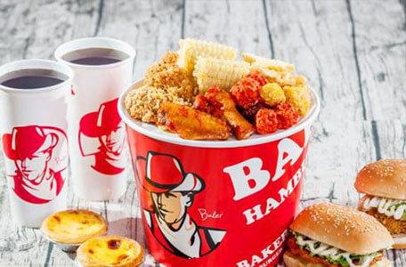 汉堡店一般营业额多少?利润到底有多大?贝克汉堡告诉你