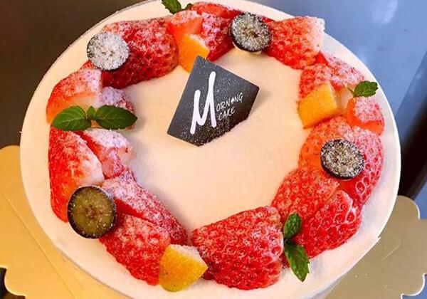 爱里蛋糕的草莓蛋糕