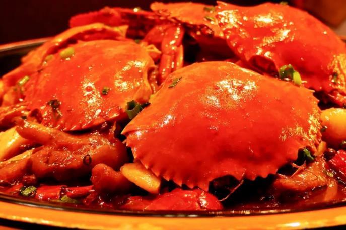 膳锦记蟹煲饭