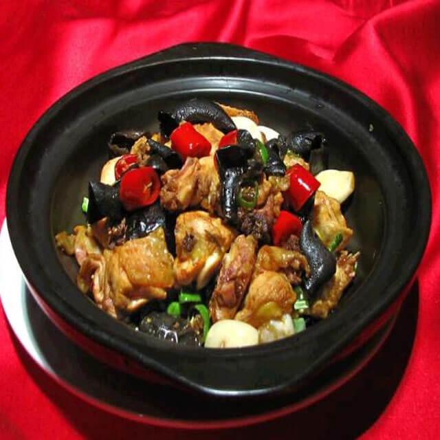 枫哥黄焖鸡米饭