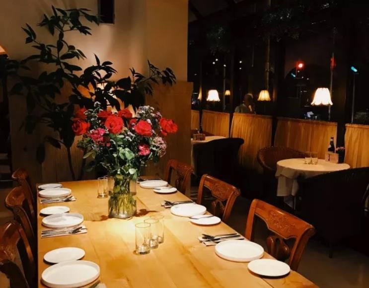 夏朵西餐厅