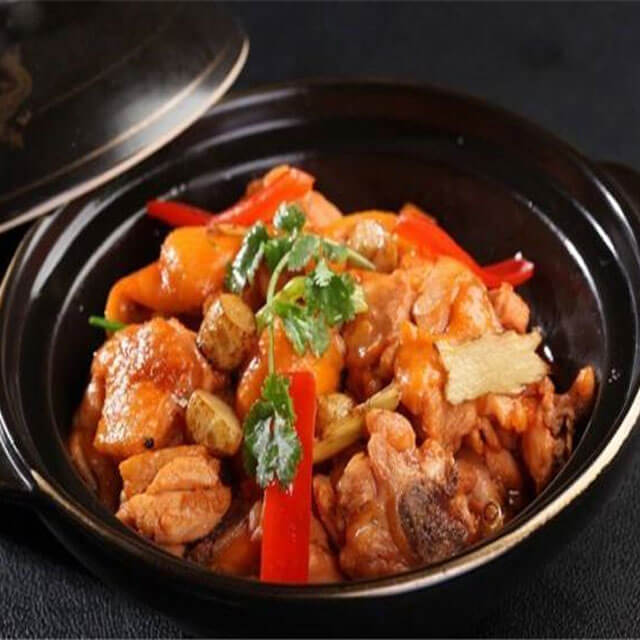 坊前黄焖鸡米饭