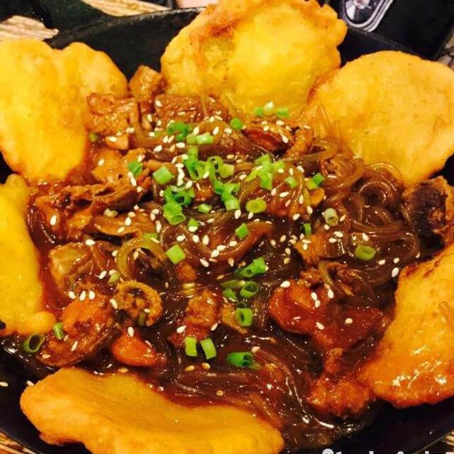 众百味地锅鸡米饭
