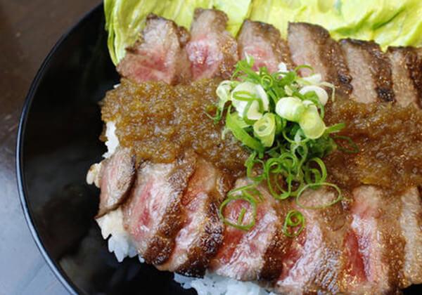 神户牛排切片
