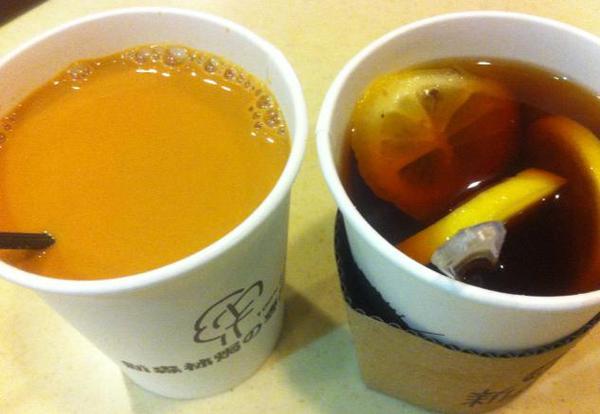 卡乐卡奶茶