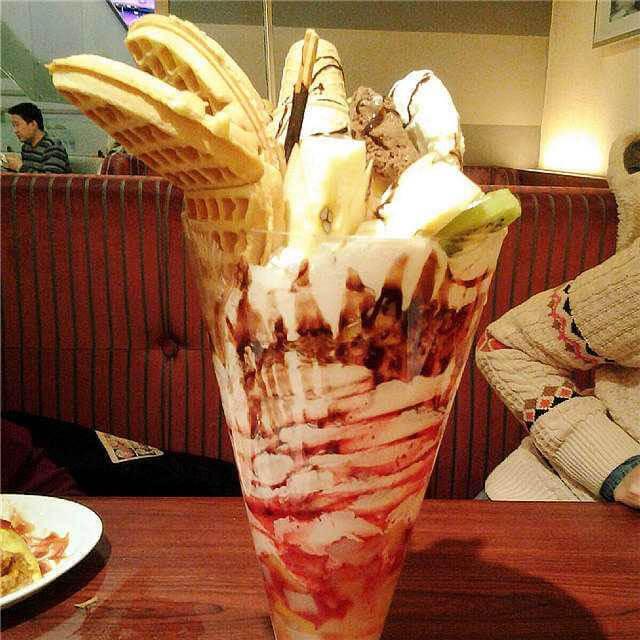 雪芝琳冰淇淋