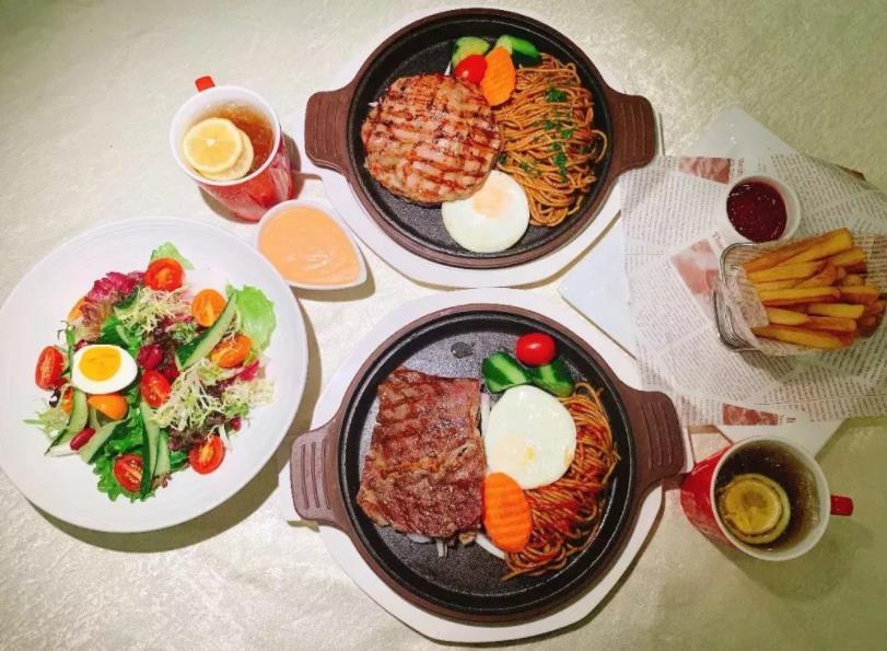 悦丽怡景西餐厅