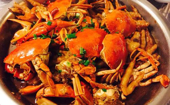 蟹拾叁肉蟹煲