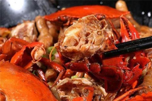 蟹霸肉蟹煲