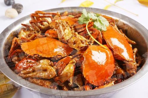 忠义肉蟹煲
