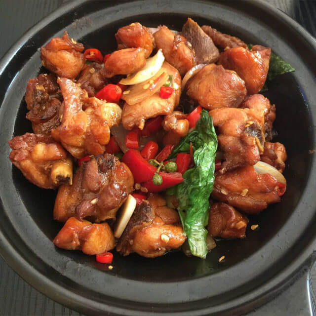 爱尚瓦香鸡米饭