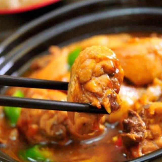 李广利黄焖鸡米饭
