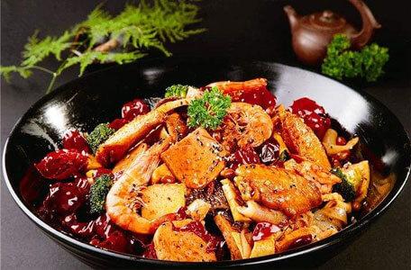 创业选择上海乐食派麻辣香锅 简单开店轻松盈利