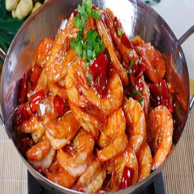 牵蟹肉蟹煲