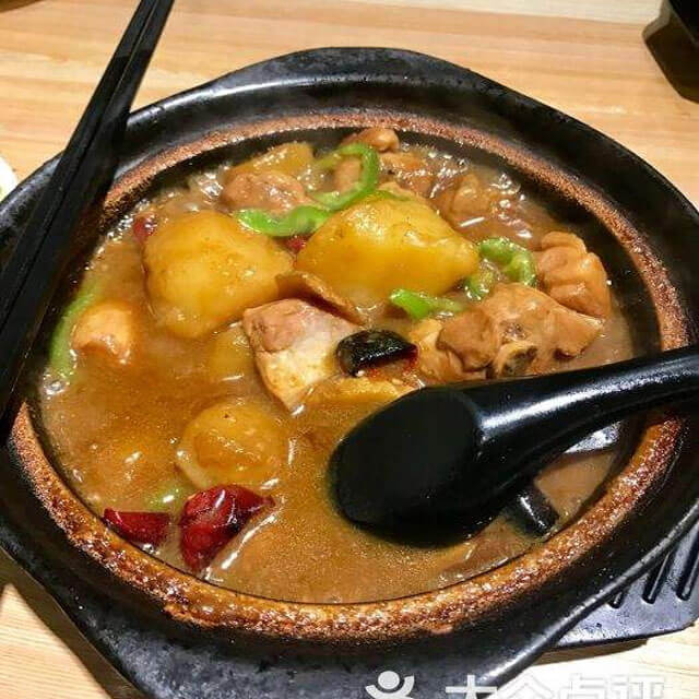 涵敬斋黄焖鸡米饭