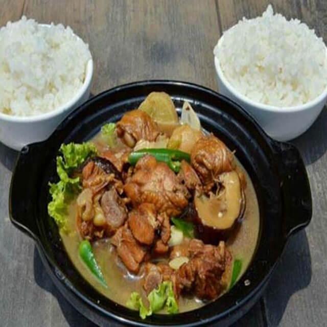 苏大炮黄焖鸡米饭