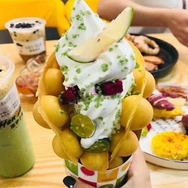 茉语轩意式冰淇淋
