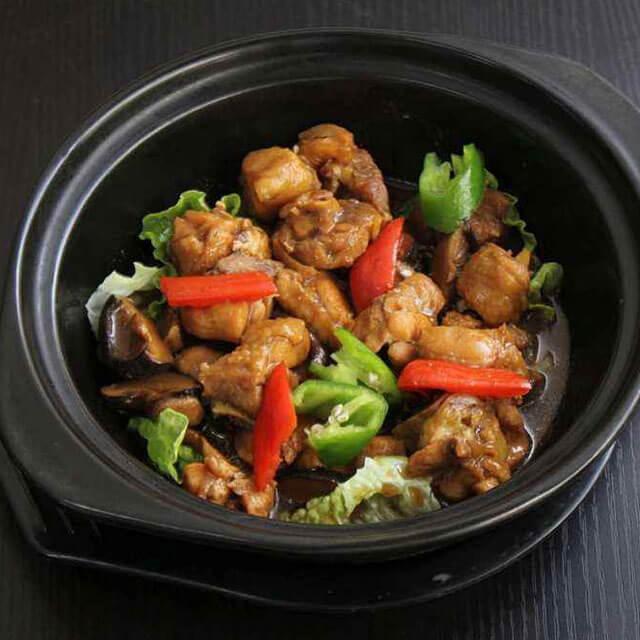壹佰碗黄焖鸡米饭
