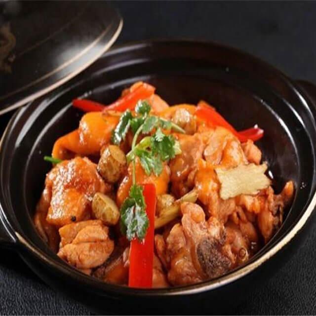 济味源黄焖鸡米饭