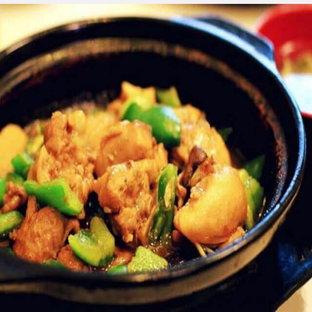 凌周轩黄焖鸡米饭