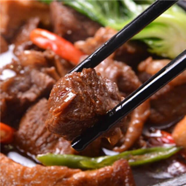 口福居黄焖鸡米饭