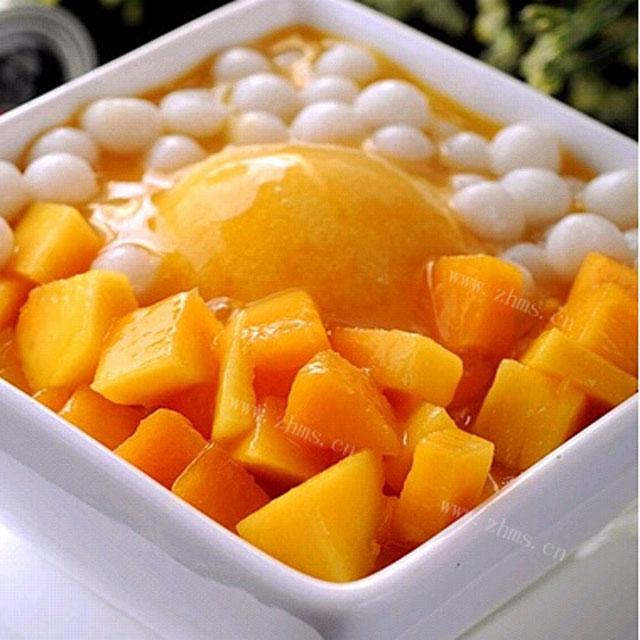 果族港式甜品