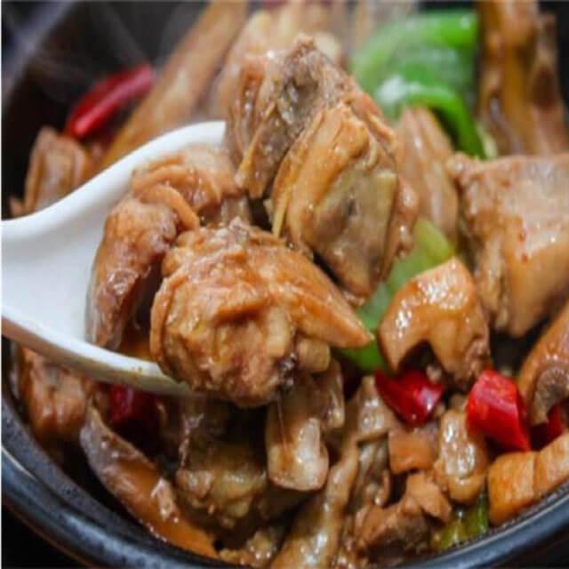 速食居黄焖鸡米饭