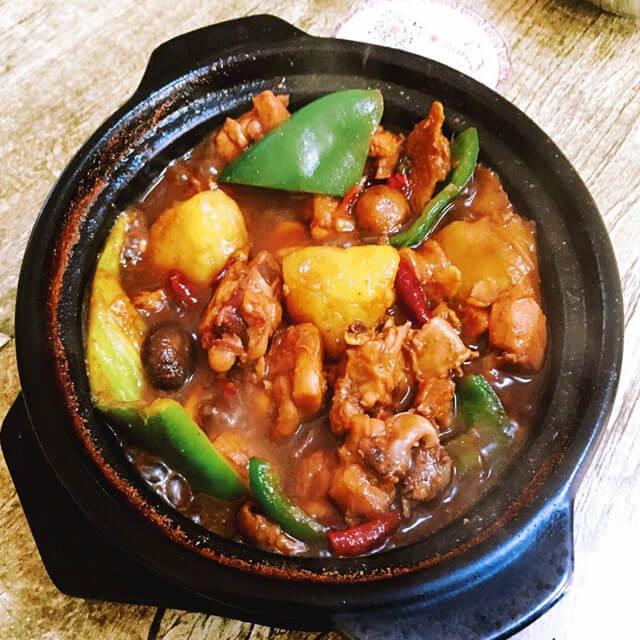 速味轩黄焖鸡米饭