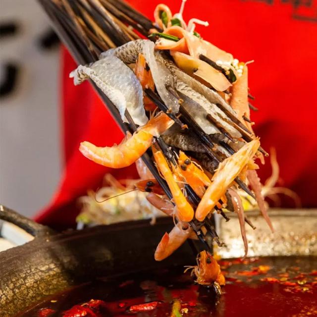 三口串火锅串串