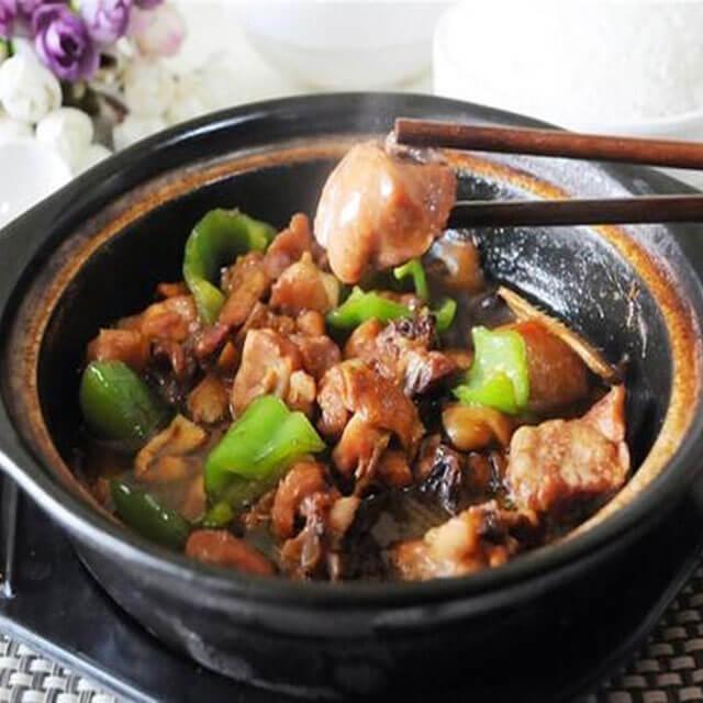 食比思黄焖鸡米饭