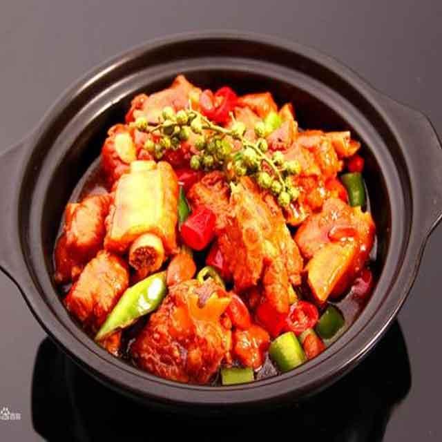 好福记黄焖鸡米饭