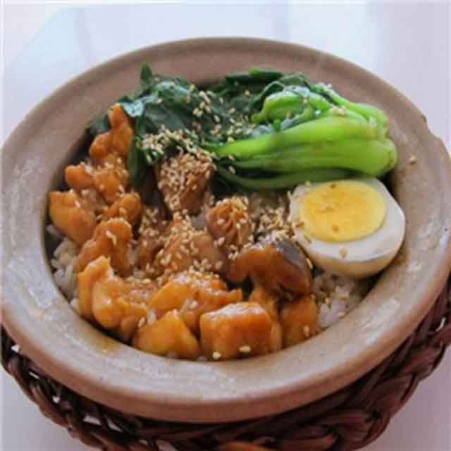 张铭宇黄焖鸡米饭