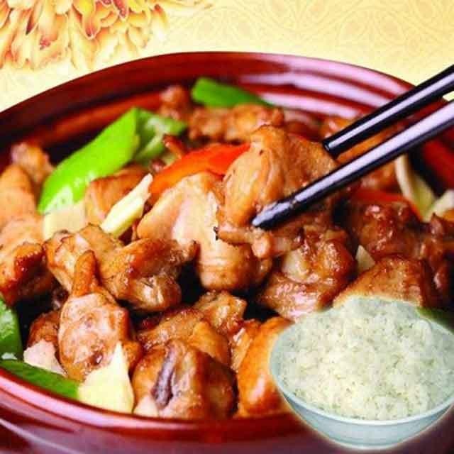 张礼宇黄焖鸡米饭