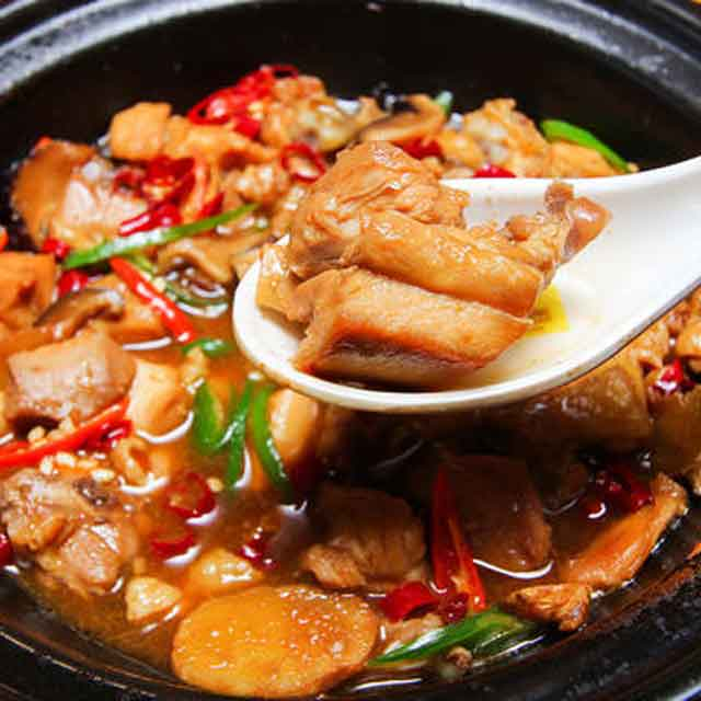 朱老先生黄焖鸡米饭