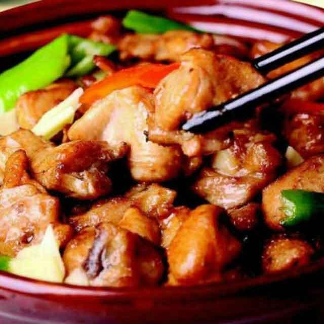 豫味一品黄焖鸡米饭