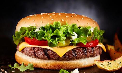 懂TA真味汉堡