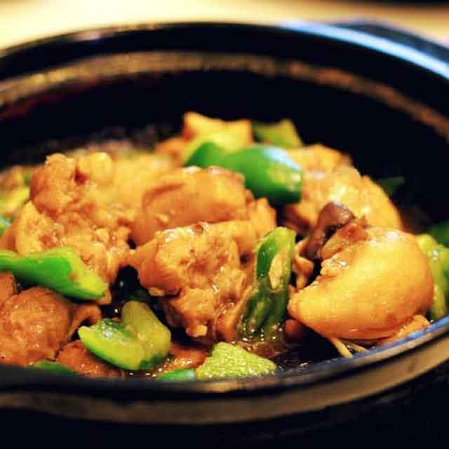 黄铭宇黄焖鸡米饭